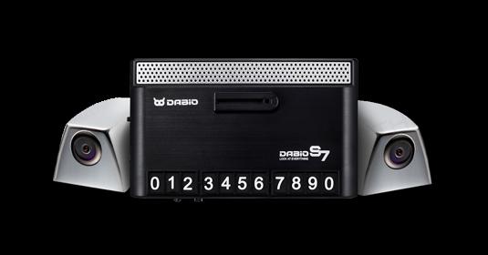 다비오S7 사이드 2채널 블랙박스