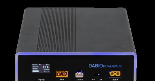 [신상품] 다비오 파워팩 블랙박스 보조배터리 12A